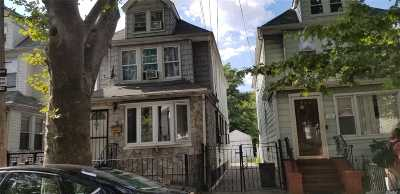 Jamaica Single Family Home For Sale: 150-29 118th Ave
