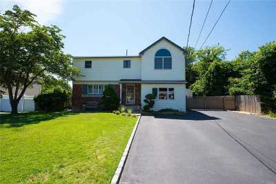 West Islip Single Family Home For Sale: 784 Pat Dr