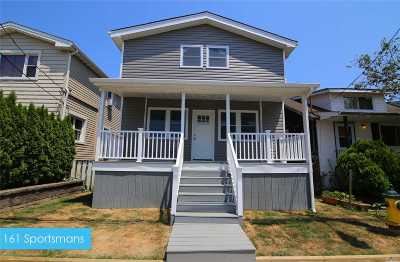 Freeport Single Family Home For Sale: 161 Sportsmans Ave