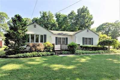 Centereach Single Family Home For Sale: 4 Rego Ave