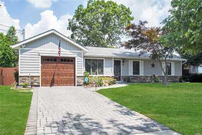 Holtsville Single Family Home For Sale: 9 Merrick St
