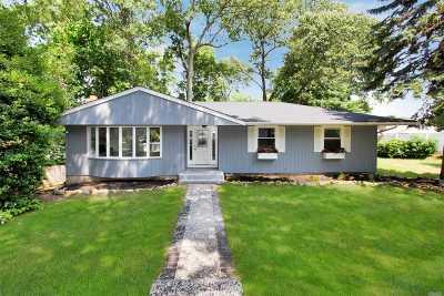 Huntington Single Family Home For Sale: 136 E 24th St