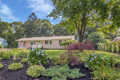 Smithtown Single Family Home For Sale: 21 N Ingelore Ct