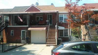 Jackson Heights Multi Family Home For Sale: 25-08 76th St