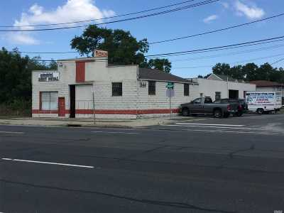 Suffolk County Commercial For Sale: 544 W Montauk Hwy