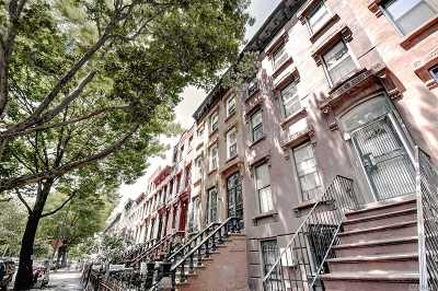 Brooklyn Multi Family Home For Sale: 747 Quincy St
