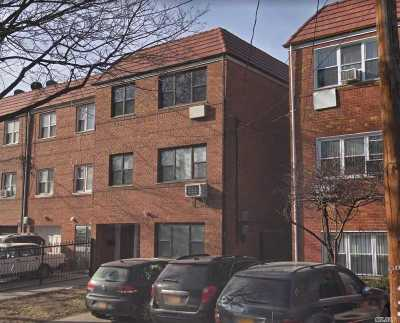 Jackson Heights Multi Family Home For Sale: 32-24 75th St