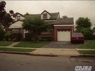 Hempstead Single Family Home For Sale: 58 Duncan Rd