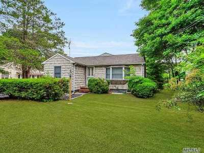 Pt.jefferson Sta NY Single Family Home For Sale: $319,900