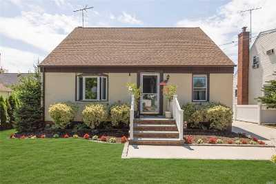 New Hyde Park Single Family Home For Sale: 1536 Jasmine Ave