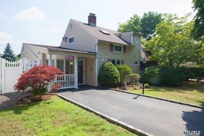 Hicksville Single Family Home For Sale: 49 Sleepy Ln