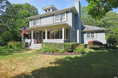 Westhampton Single Family Home For Sale: 31 Summit Blvd