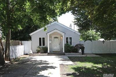 Westbury Single Family Home For Sale: 288 Nassau St