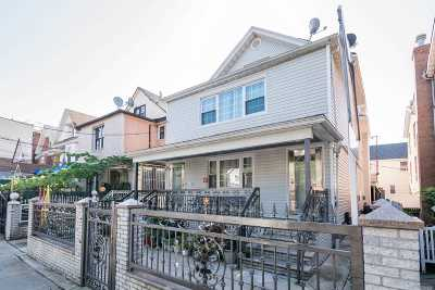 Jamaica Multi Family Home For Sale: 172-06 90th Ave
