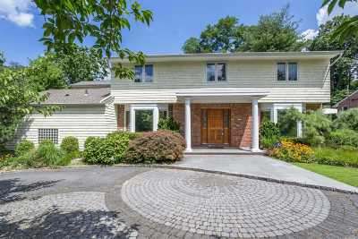 Roslyn Single Family Home For Sale: 17 Cardinal Dr