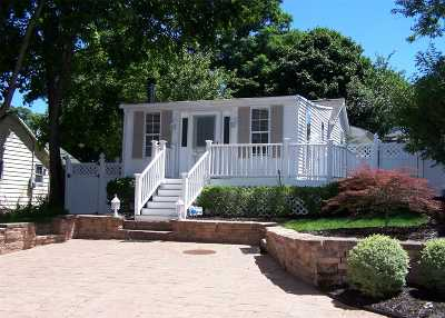 Rocky Point Single Family Home For Sale: 5 Vine Rd