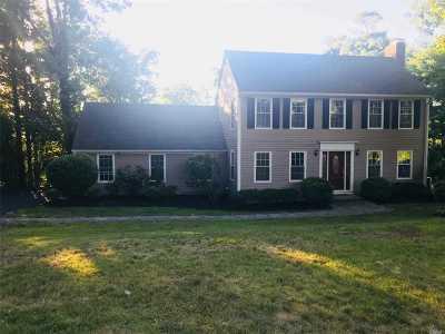 E. Setauket Single Family Home For Sale: 7 Wainscott Ln