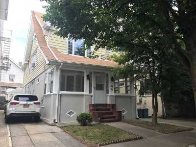 Woodhaven Multi Family Home For Sale: 86-05 86th Ave