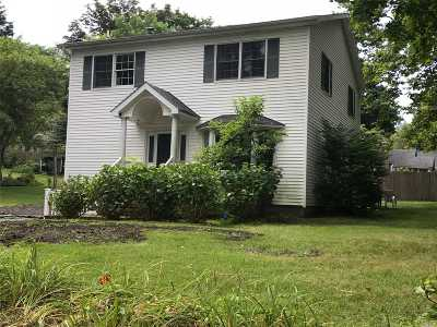 Sound Beach Single Family Home For Sale: 125 Beacon Dr