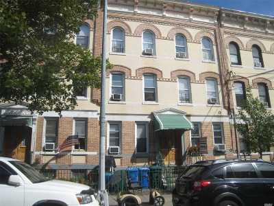 Ridgewood Multi Family Home For Sale: 18-58 Putnam Ave