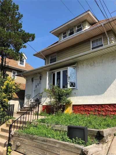Woodhaven Multi Family Home For Sale: 94-13 85th Rd