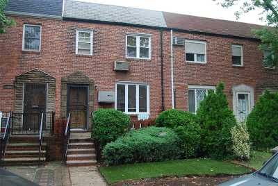 Middle Village Single Family Home For Sale: 63-64 76th St