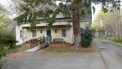 Bayport Single Family Home For Sale: 112 S Ocean Ave