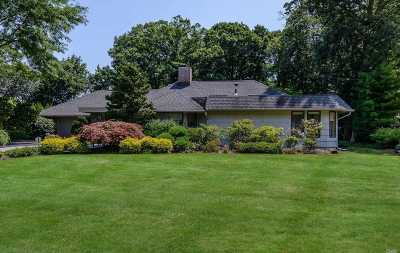 Roslyn Heights Single Family Home For Sale: 74 Schoolhouse Ln