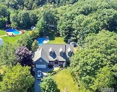 Mt. Sinai Single Family Home For Sale: 52 Chelsea Dr