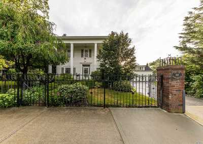 Rockville Centre Single Family Home For Sale: 444 N Long Beach Rd