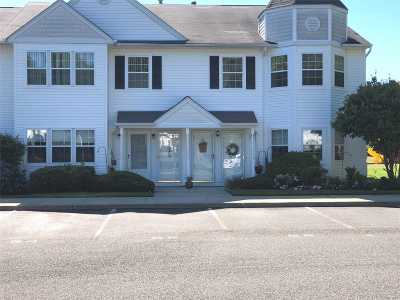 Middle Island Condo/Townhouse For Sale: 63 Country View Ln
