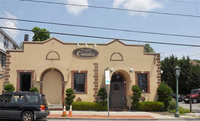 Nassau County Business Opportunity For Sale: 51 Cedar Swamp Rd