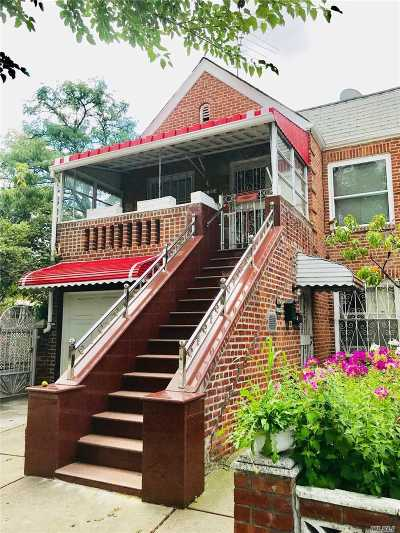 Jackson Heights Multi Family Home For Sale: 24-60 77th St