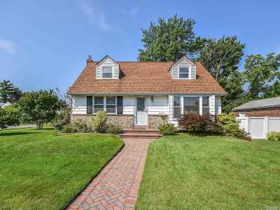East Meadow Single Family Home For Sale: 176 Norman Dr