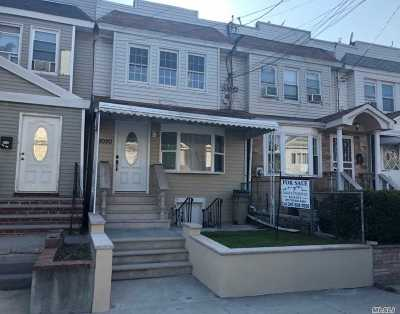 Woodhaven Single Family Home For Sale: 90-20 78th St