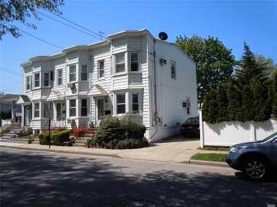 New Hyde Park Single Family Home For Sale: 107 S 11th St