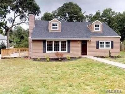 Selden Single Family Home For Sale: 5 Berkshire Dr