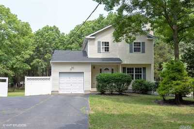 Middle Island Single Family Home For Sale: 15 Devon Ln