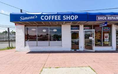 Nassau County Business Opportunity For Sale: 501 Stewart Ave