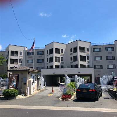 Nassau County Condo/Townhouse For Sale: 725 Miller Ave #108