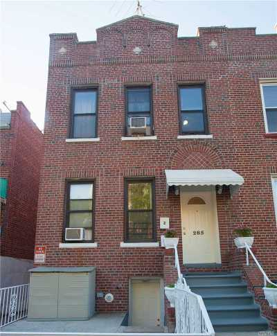 Brooklyn Multi Family Home For Sale: 285 Newkirk Ave