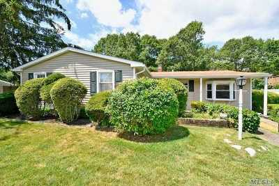 Holtsville Single Family Home For Sale: 186 4th Ave