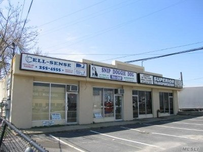 Oceanside NY Commercial Lease For Lease: $5,800