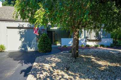 Port Jefferson Condo/Townhouse For Sale: 78 Rockledge Path