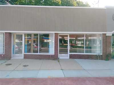 Nassau County Commercial Lease For Lease: 536 E Meadow Ave