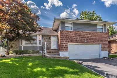 Nassau County Single Family Home For Sale: 87 Birchwood Park Dr