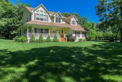 E. Setauket Single Family Home For Sale: 366 Old Town Rd