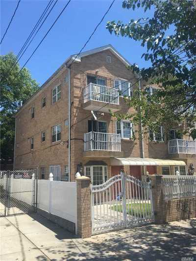 Ozone Park Multi Family Home For Sale: 95-23 94th St