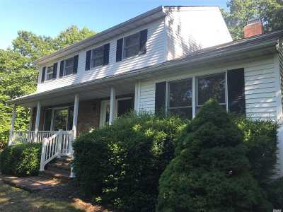 Port Jefferson Single Family Home For Sale: 74 Pine Hill Rd