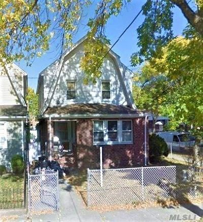 Ozone Park Single Family Home For Sale: 97-31 134th Ave